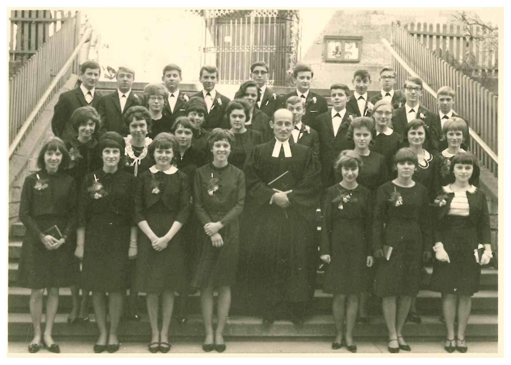 Konfirmation 1966-03-20