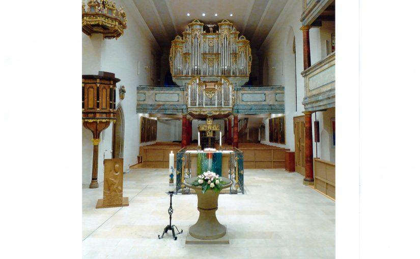 Predigt zur Jahreslosung 2018 zum Fest der Goldenen Konfirmation in der Lutherkirche Fellbach (11.03.2018)